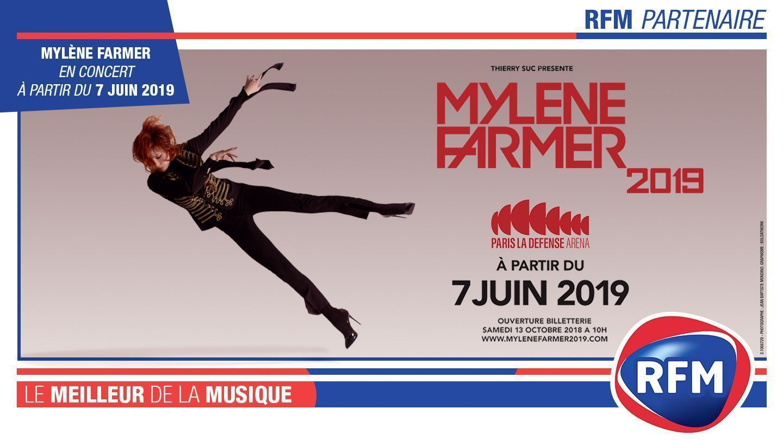 Mylène Farmer dévoile un nouveau teaser de ses shows — Événement