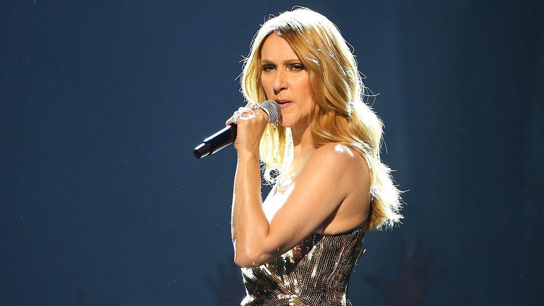Celine Dion Pose Nue Pour Vogue