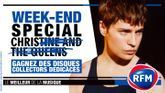 Week-end Christine and The Queens: Gagnez ses disques collectors dédicacés!