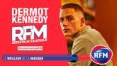 Session acoustique RFM : Dermot Kennedy interprète sont tube «Power over me»