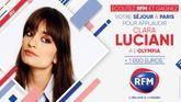 Ecoutez RFM et gagnez votre séjour à Paris pour applaudir Clara Luciani à l'Olympia !