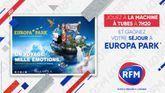 Jouez à La Machine à Tubes à 7h20 et gagnez votre séjour à Europa Park !