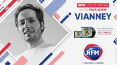 RFM vous offre votre pack album Vianney !