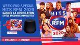 Week-end spécial Hit RFM : Gagnez votre compile Hit RFM 2020 et des enceintes connectées !