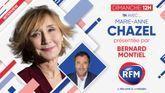 Dimanche 10 octobre : Marie-Anne Chazel sera l'invitée de Bernard Montiel !