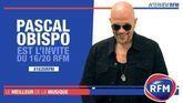 Mercredi 24 juin : Pascal Obispo est l'invité du 16/20 !