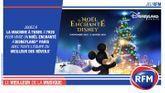 Partez vivre en famille le plus magique des Noël à Disneyland® Paris avec l'équipe du Meilleur des Réveils !
