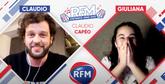 RFM Distance Sing Duo : Claudio Capéo propose à la gagnante du concours de venir chanter avec lui sur un prochain concert !
