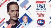 Samedi 18 septembre: Grand Corps Malade est l'invité de Pascal Nègre