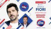 Samedi 6 mars, Patrick Fiori est l'invité de Bernard Montiel