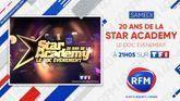 Samedi 22 mai, à 21h05, sur TF1: «20 ans de la star Ac: le doc événement»