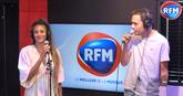 Grand Corps Malade et Kimberose interprètent «Nos plus belles années» dans le 16/20 RFM