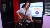 Mathieu Des Longchamps interprète « Là-bas » en session acoustique sur RFM !