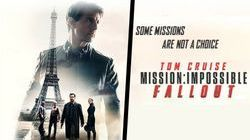 Box-office mondial : «Mission : Impossible - Fallout», Tom Cruise réussit sa mission