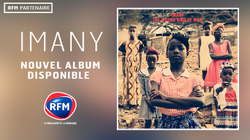 Imany : son album «The Wrong Kind of War» est disponible