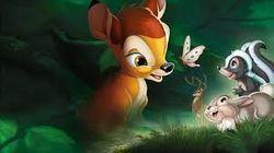 Disney prépare un remake de « Bambi » !