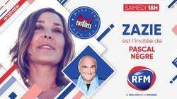 Samedi 6 mars: Zazie est l'invitée de Pascal Nègre