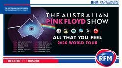 RFM partenaire de la tournée THE AUSTRALIAN PINK FLOYD SHOW !