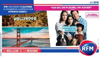 17/20 : Partez en Californie à l'occasion de la sortie du film «Apprentis Parents»