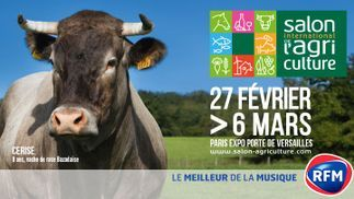 RFM aime le Salon International de l'Agriculture