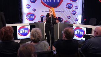 Axelle Red en interview et en live dans le 17/20