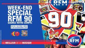 RFM 90 : Weekend Spécial