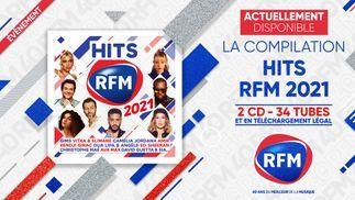 RFM vous offre votre compil «Hits RFM 2021» !