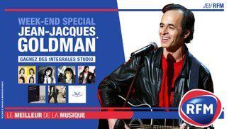 Week-end spécial Jean-Jacques Goldman!