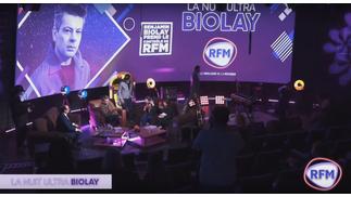 La Nuit Ultra Biolay : Revivez les moments forts de l'événement