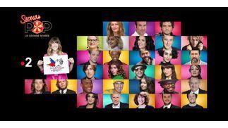 Samedi 6 février, à 21h05 : découvrez SECOURS POP, la grande soirée solidaire présentée par Daphné Bürki en direct sur France 2 !