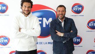 Découvrez l'interview d'Amir au micro de Bernard Montiel !