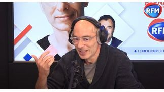 Découvrez l'interview de Bernard Werber au micro de Bernard Montiel !