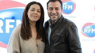 Découvrez l'interview de Chimène Badi au micro de Bernard Montiel