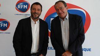 Découvrez l'interview de Jean-Pierre Pernaut au micro de Bernard Montiel