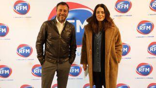 Découvrez l'interview de Sofia Essaïdi au micro de Bernard Montiel